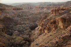 Temirlik canyon Royalty Free Stock Images