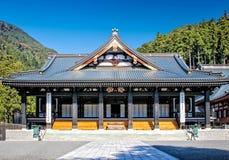 Temle giapponese Fotografia Stock