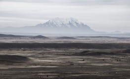 Temor boliviano Imagen de archivo