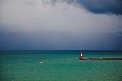 tempête Images libres de droits