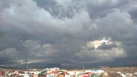 tempête Photo stock