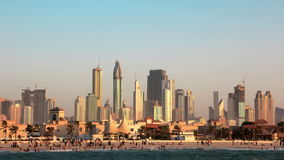 Tempête de sable à Dubaï