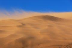 Tempête de sable Image stock