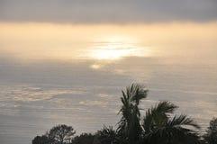 Tempête Rolls de la Californie dedans Image stock