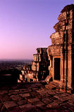 temp εκκέντρων angkor bakheng phnom wat Στοκ Εικόνα