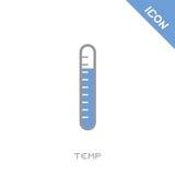Temp icon Stock Photo