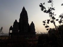 Tempal indio Foto de archivo libre de regalías