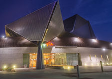 Tempe Arts Center, Arizona Stock Photos