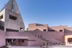 Tempe, AZ, ΗΠΑ ASU Jun, 1$ος, 2016 Μουσείο Τέχνης Στοκ Φωτογραφία