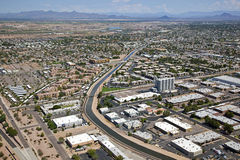Tempe Canal Stock Images