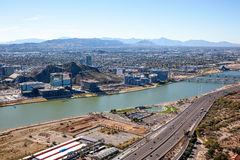 Tempe Growth Stockfoto