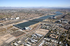 Tempe Town Lake Stock Images