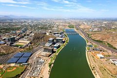 Tempe Town Lake Fotografia de Stock Royalty Free