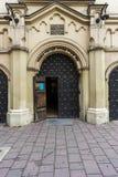 Tempel犹太教堂 库存照片