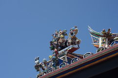 Tempel Stock Afbeelding