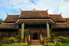 Tempel Royaltyfri Bild