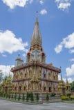 Tempel Royalty-vrije Stock Foto's
