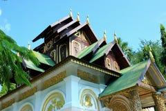 Tempel Royalty-vrije Stock Foto