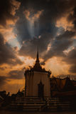 Tempel Fotografering för Bildbyråer