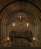 Tempel 8 van de fantasie Royalty-vrije Stock Fotografie