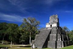 Tempel 2 Arkivfoto