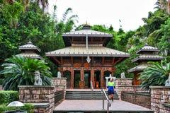 Tempel in Adelaide Australia Lizenzfreie Stockfotos