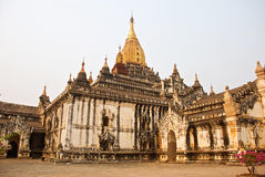 Tempel Ananda Royalty-vrije Stock Fotografie