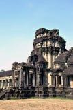 Tempel Angkor Wat Cambodia royaltyfri bild