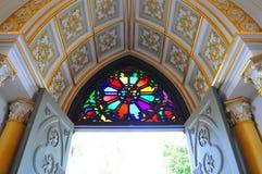 Tempel-Architektur Lizenzfreie Stockfotos