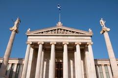 Tempel in Athen Lizenzfreie Stockbilder
