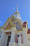 Tempel auf Khao Takeab Berg in Thailand Stockfotografie