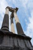 Tempel av Apollo Sosianus Arkivfoton