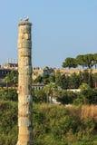 Tempel av artemis Royaltyfria Foton