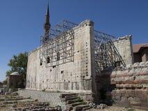 Tempel av Augustus Royaltyfria Foton