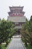 Tempel av chief minister i den Kaifeng staden, centrala Kina Arkivbilder