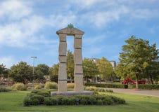 `-Tempel` av Damien Priour, Frisco, Texas Royaltyfri Foto