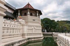 Tempel av den sakrala tandreliken Royaltyfria Foton