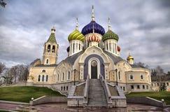 Tempel av den stora prinsen Igor Royaltyfria Bilder