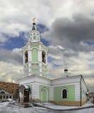 Tempel av exaltationen av korset av Herren Royaltyfria Foton