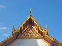 Tempel av gryning: beståndsdel Royaltyfri Foto