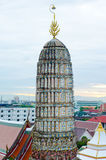 Tempel av gryningen Arkivbild