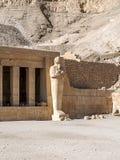 Tempel av Hatshepsut Royaltyfri Fotografi