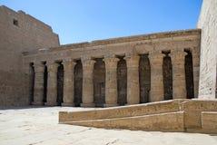 Tempel av Hatshepsut, Egypten Arkivfoton