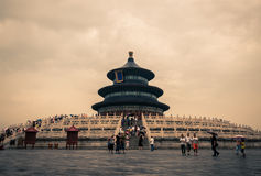 Tempel av himmel Royaltyfri Bild