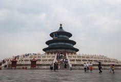 Tempel av himmel Fotografering för Bildbyråer