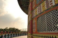Tempel av himmel #3 Arkivbild