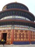 Tempel av himmel i Beijing Arkivbilder