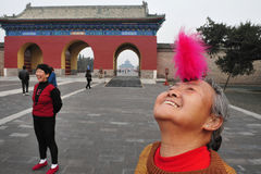 Tempel av himmel i Beijing Kina Royaltyfri Foto