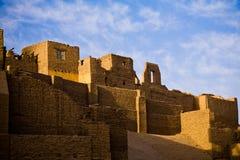 Tempel av Horus i Edfu royaltyfria foton