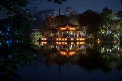 Tempel av Jade Mountain royaltyfria foton